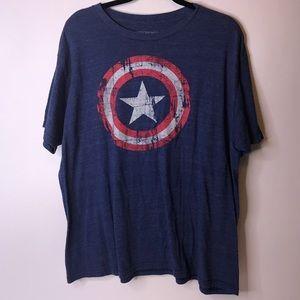 Marvel Captain America Shirt